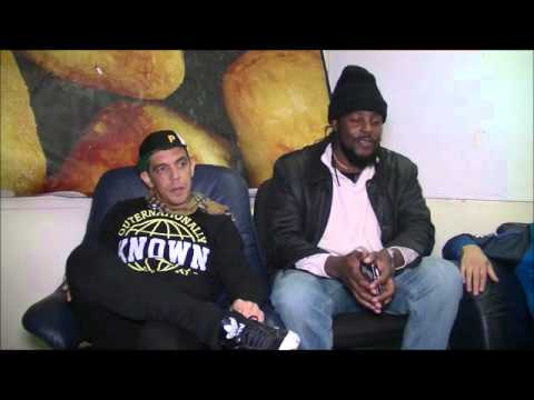Laid Blak Exclusive Interview Up close and personal Onstage I A Rasta TV