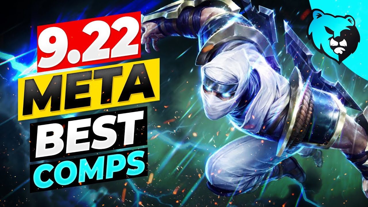 BEST Comps Guide to 9.23 Meta Teamfight Tactics Guide TFT Tier List -  YouTube