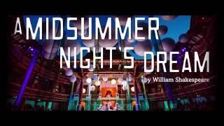Shakespeare's Globe Live: A Midsummer Night's Dream trailer