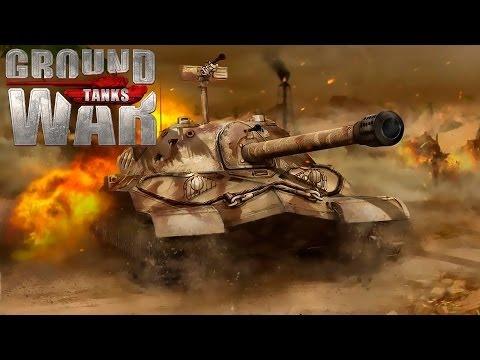 Ground War Tanks - Первый и надеюсь последний взгляд.