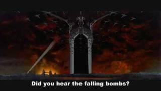 Pink Floyd - The Wall - Goodbye Blue Sky (film version)  + Lyrics