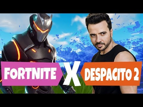 DESPACITO 2 (Fortnite Parody)