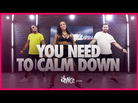 You Need to Calm Down - Taylor Swift | FitDance TV (Coreografia Oficial)