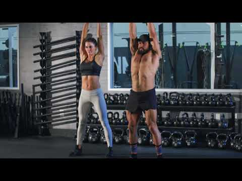 Tri 'N Bi Kettlebell Workout with Primal Swoledier & Jena Mays | Onnit Academy | Kettlebell Flow