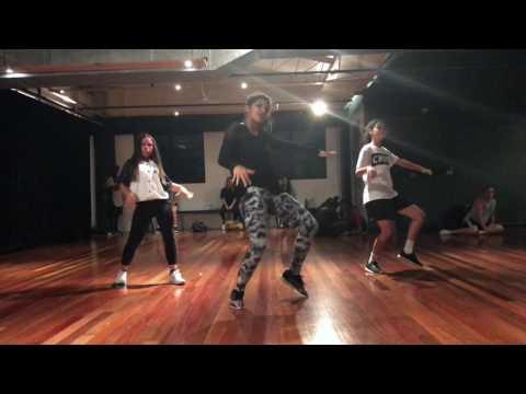 Ed Sheeran  Shape of You Yxng Bane remix  choreography  Amalina