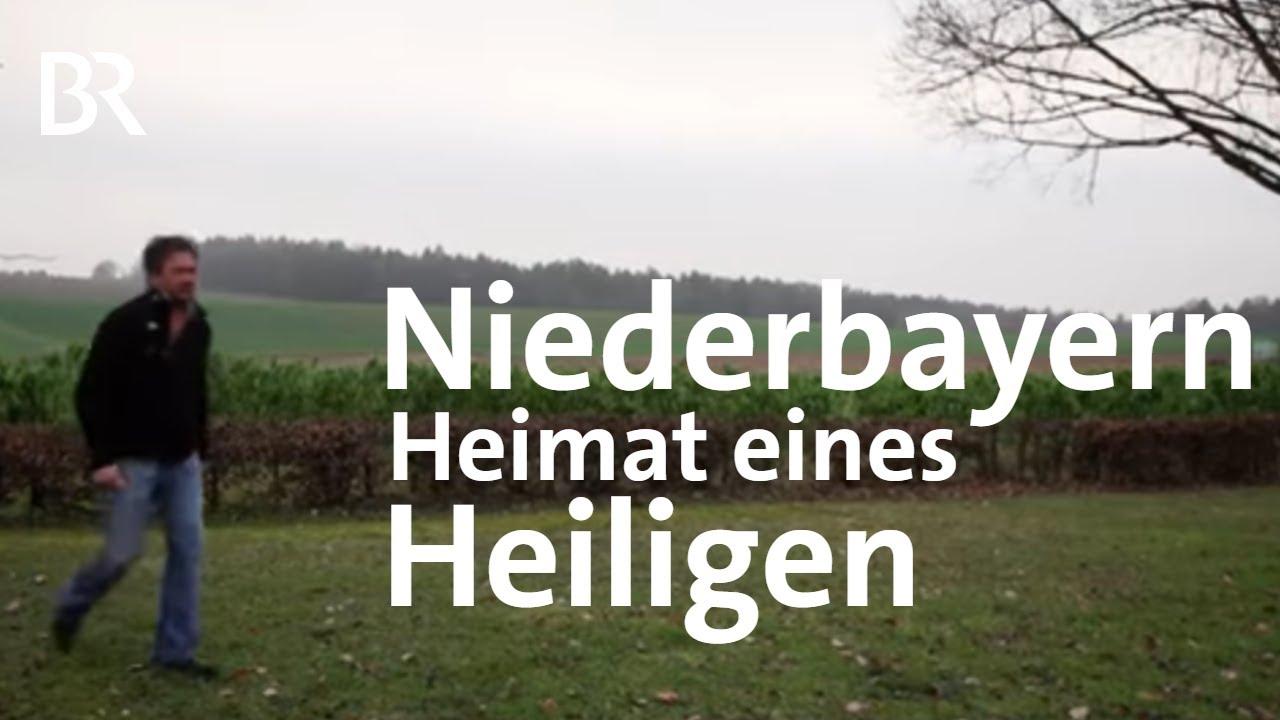 Rund Um Hengersberg Die Heimat Des Heiligen Gotthard Zwischen Spessart Und Karwendel Br Youtube