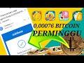 Dengan game ini hasilkan bitcoin nyata ll Bitcoin gratis