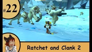 ratchet and clank 2 part 22 - 100 moon stones