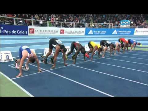 60m Man Heat 1 Lievin 2012