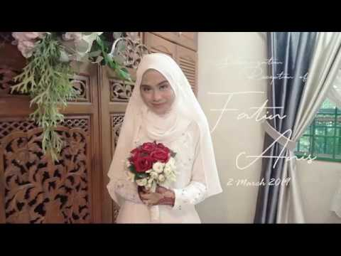 Download Malay Wedding Solemnization and Reception of Fatin & Anis