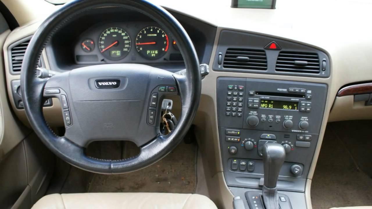 Volvo V70 2.4 T 200 PK AUT, Beige Volleder, RTI, bijna youngtimer ...