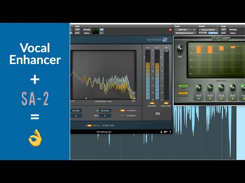 Mixing vocals with Plugin Alliance and McDSP plugins