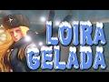 KOLIN dando um GELO em Street Fighter 5