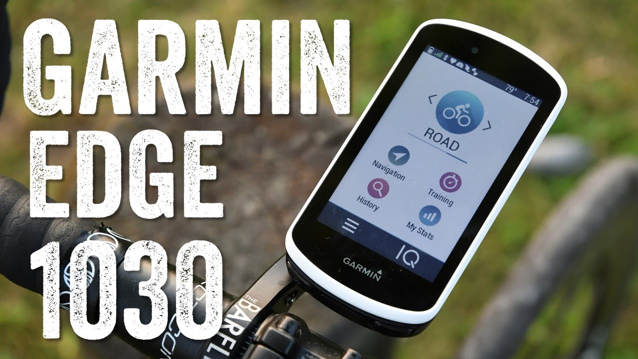 Garmin Edge 1030 In-Depth Review | DC Rainmaker