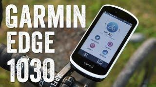 Garmin Edge 1030 Menu Walkthrough!