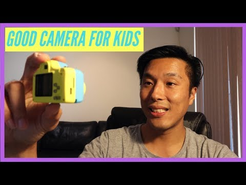 Best Camera For Kids - Mini Kids Camera Unboxing And Review