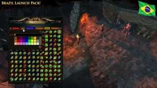 Path of Exile - Brazil Launch Pack