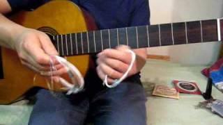 Bai Tap 18A Guitar - Bao Tri va Thay Day Dan