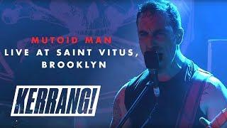 MUTOID MAN: Live at Saint Vitus in Brooklyn, New York