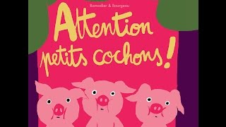 bande-annonce  Attention petits cochons !