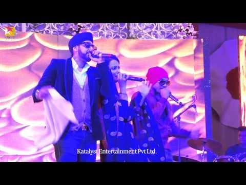 Manj Musik | Raftar & Nindy Kaur | Live Performance | Delhi