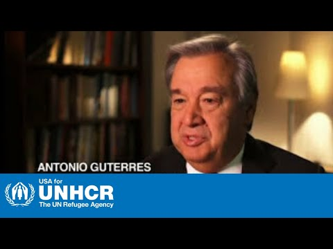 BBC Interview with UN High Commissioner for Refugees Antonio Guterres