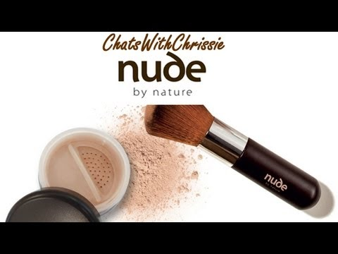 Nude by Nature Mineral Cover Make-up Review