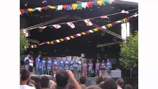 PREGON FIESTA DE LA JUVENTUD BOCEGUILLAS 2011