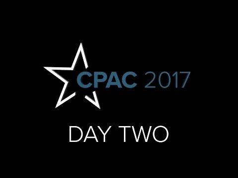 CPAC LIVE Stream - Day 2 - President Trump Speaks