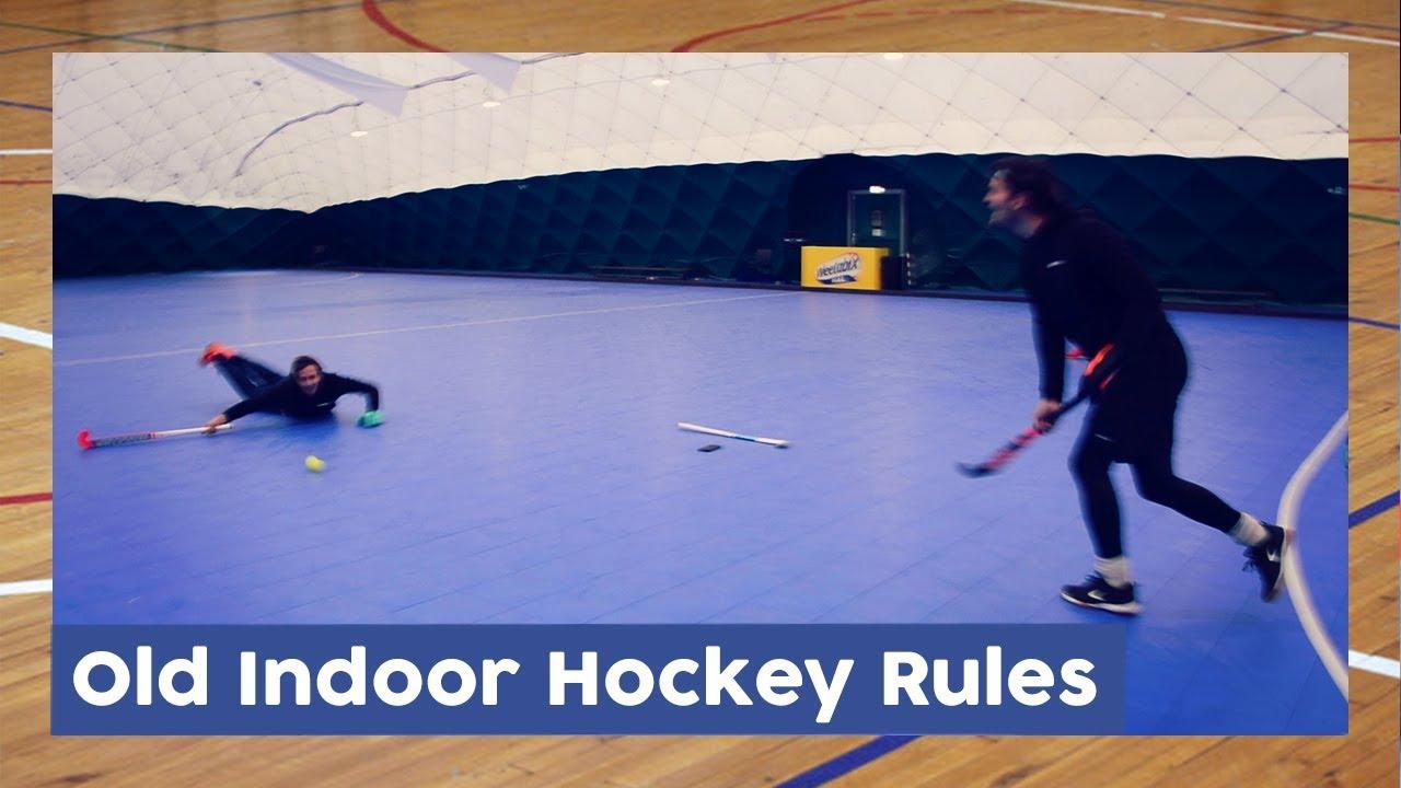 Old Indoor Hockey Rules Hockey Heroes Tv Youtube