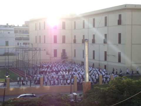 School in front of my flat in Tripoli part 1