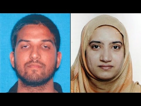 Where were San Bernardino suspects trained?