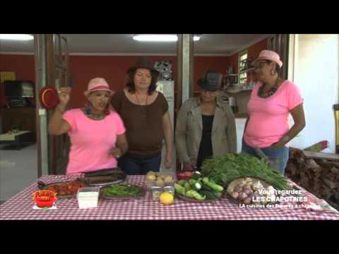 La cuisine des CHAPEAUTINES