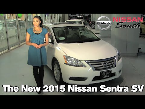 The New 2015 Nissan Sentra - Morrow, Atlanta, Forest Park, Blacksville, GA 2015 Sentra Specs