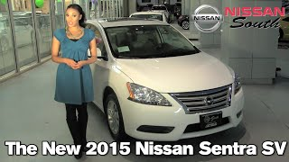 The New 2015 Nissan Sentra - Morrow, Atlanta, Forest Park, Blacksville, GA 2015 Sentra Specs