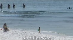 Sailfish Beach Condo ! Step off to your own private deck onto the beach