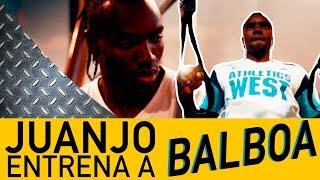 ¿Podrá Balboa con el ENTRENAMIENTO de TRX de Juanjo Martín?
