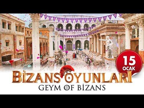Bizans Oyunları (Geym of Bizans) Fragman / 15 Ocak 2016 [HD]