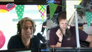 3FM Coen en Sander Show Frank is jarig
