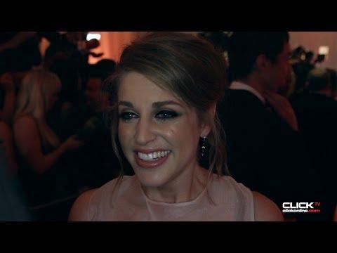 Amy Huberman IFTA Red Carpet Interview