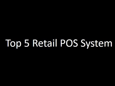 Best top 5 retail POS System