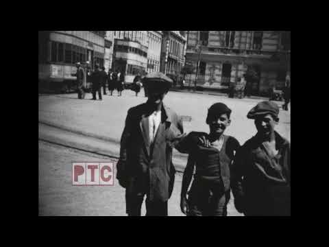 Chile, Santiago, Valparaiso, Antofagasta, Chili, 1920's archive footage for license