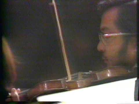 Debussy:La mer - No. 3. Dialogue du vent et de la mer, Conductor: Bernhard Klee
