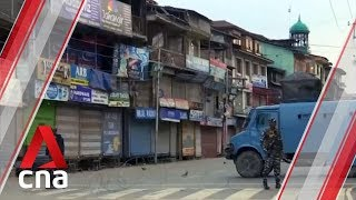 India's Supreme Court says it will not intervene in Kashmir, Jammu for the time being
