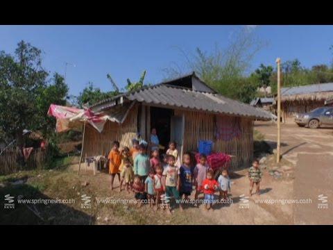 โครงการพัฒนาชนเผ่ามลาบรี (ผีตองเหลือง) ในสมเด็จพระเทพฯ - Springnews