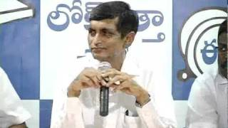 Lok Satta Jayaprakash Narayan reply to YS Jagan open letter in Sakshi final part