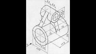 SolidWorks Örnek Çizim - 6