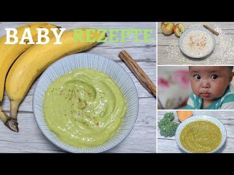 Frühstück Baby 8 Monate