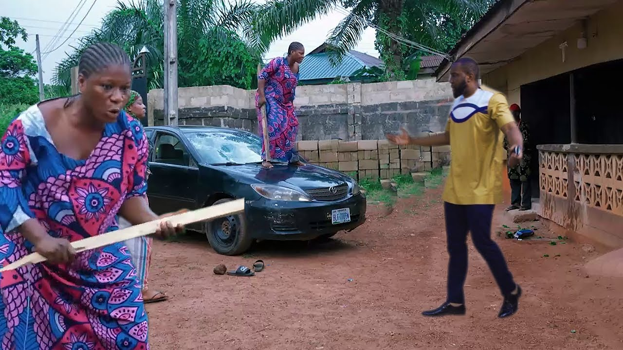Download Dey All Saw Her As A Mad Girl Bt D Rich Prince Passing Saw A Wife In Hr At 1st Sight &Cleaned Her Up