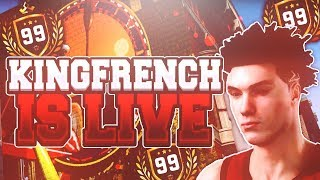 NBA 2K19 ROAD TO 99 OVERALL WITH A PURE SHARPSHOOTER *IMMORTALIZED*
